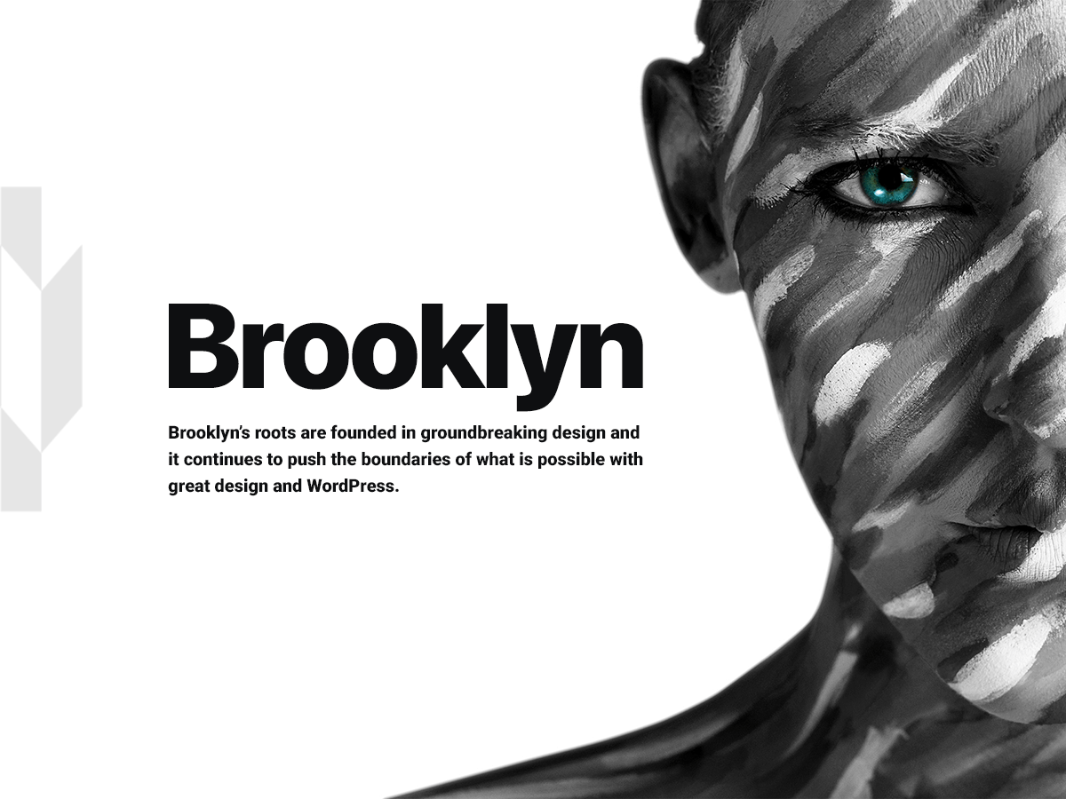 Brooklyn - Creative One Page Multi Purpose Theme